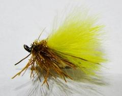 Yellow Sally mit Rehhaar und CDC
