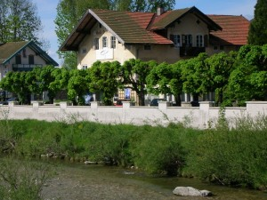 Rudi Heger Laden in Siegsdorf an der weißen Traun